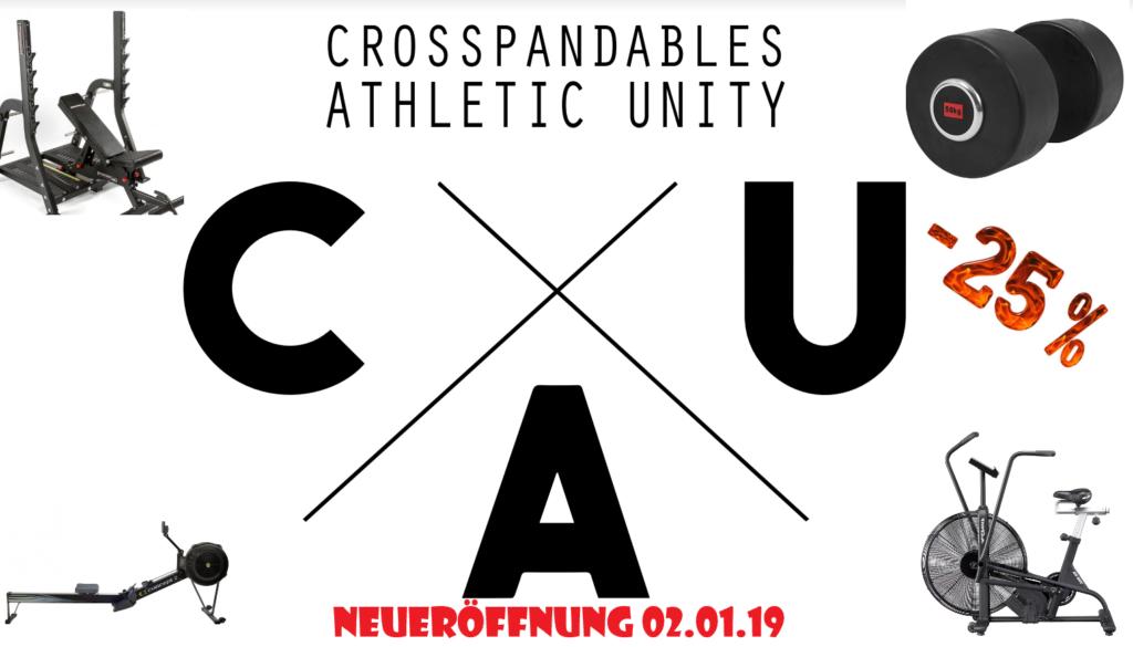 CAU-Gym Re-Opening 2019