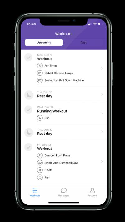 CAU-Programm-App